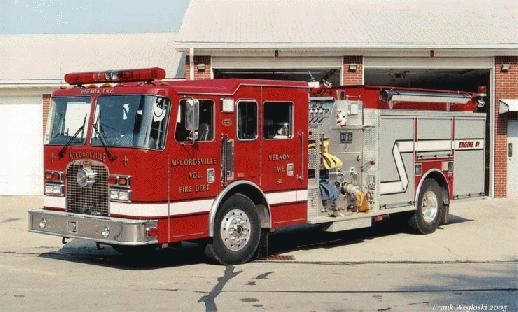 Fire Station Apparatus (E-81)
